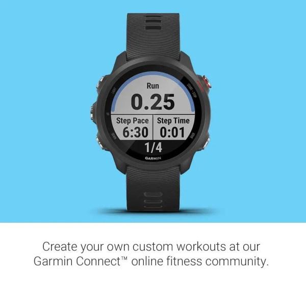 Garmin Forerunner 245 GPS Smartwatch