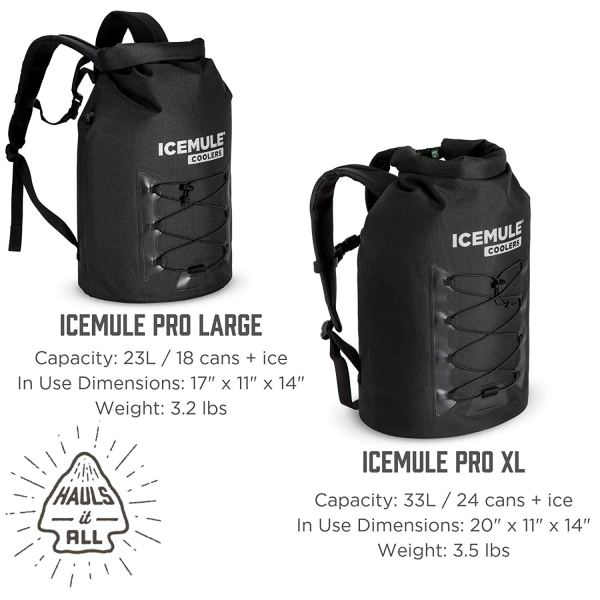 IceMule Pro XL (33L) Backpack Cooler