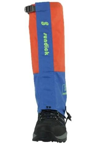 Waterproof, Breathable Hiking Gaiters