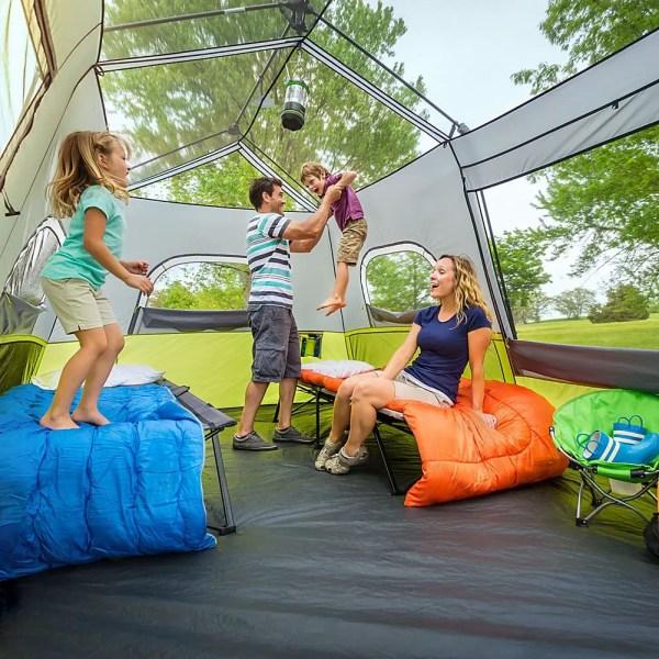 CORE 9 Person Instant Cabin Tent