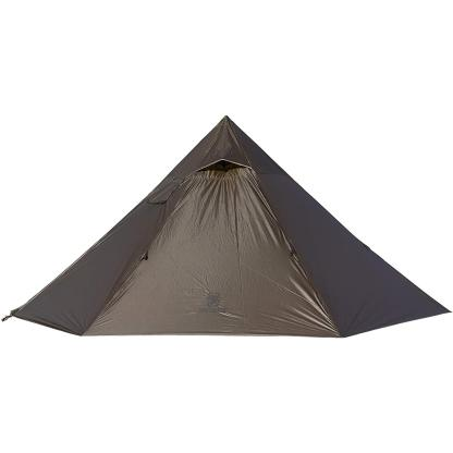 OneTigris Iron Wall Stove Tent with Inner Mesh