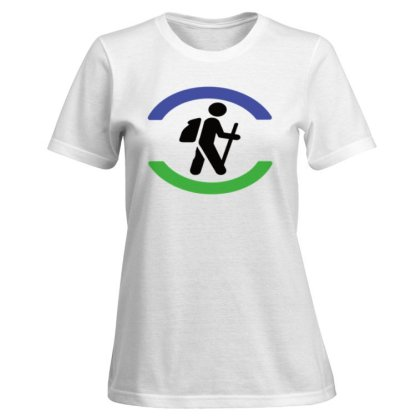 Halifax Trails Hiker Women's Hiking T-Shirt