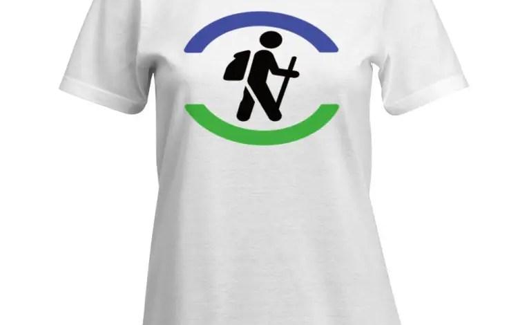 Hiker Logo T-Shirt (Women's)