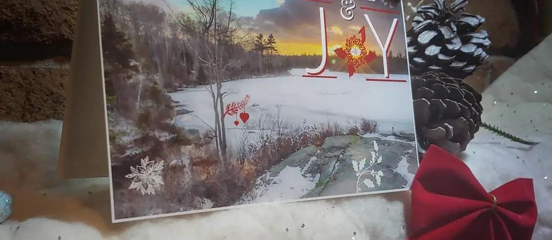 Holiday Cards: Long Lake – Halifax, NS