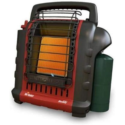 Portable Propane Camping Heater