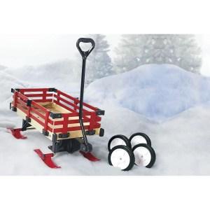 convertible wagon sleigh