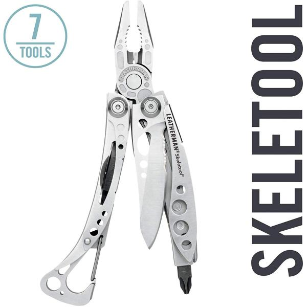 LEATHERMAN - Skeletool Lightweight Multitool