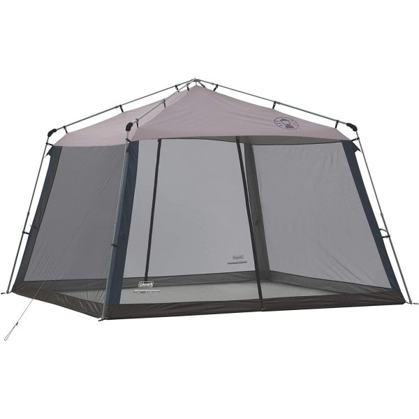 Coleman Instant Screen House, 11' x 11', Center Height 7'6""