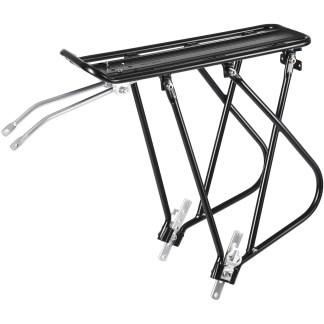 SONGMICS Bike Cargo Rack for Linear-Pull Brakes, Rear Bike Carrier