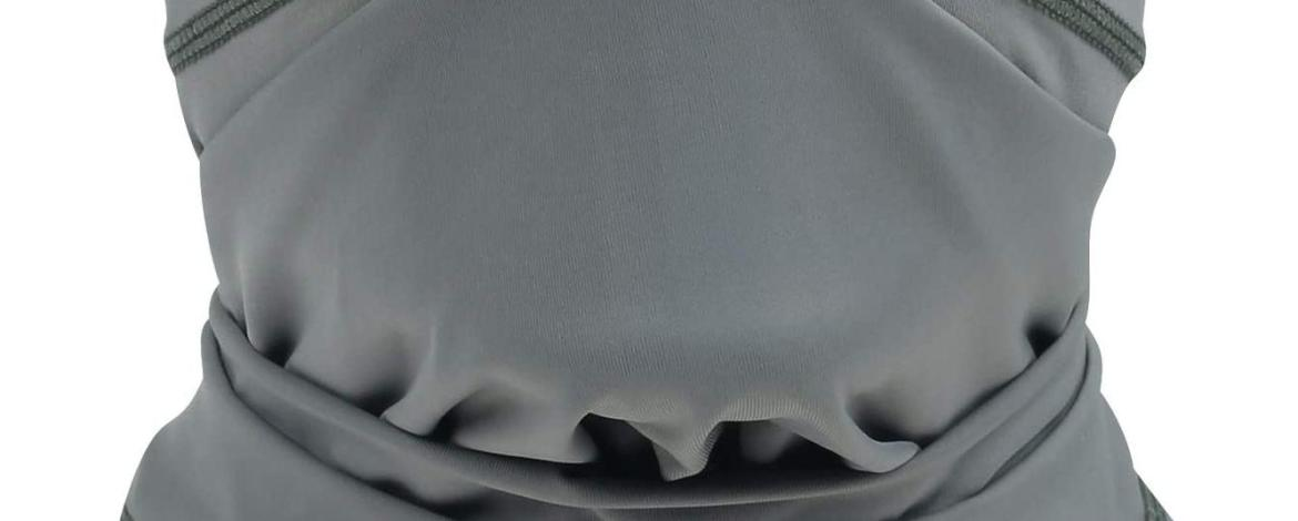 Multifunction Face Covering – Breathable, Cooling Fabric