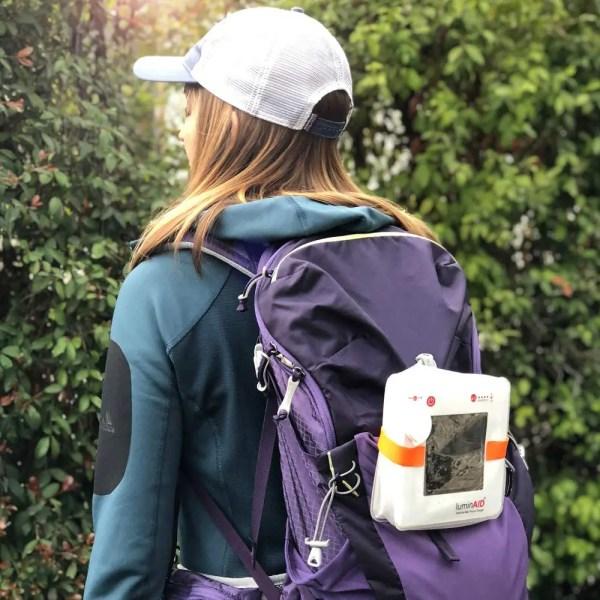 LuminAID PackLite 2-in-1 Phone Charger Lanterns