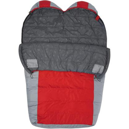 TETON Sports Tracker Ultralight Double Sleeping Bag