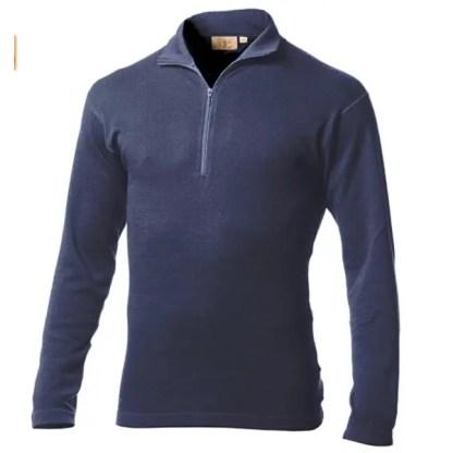 Minus33 Merino Wool Men's Isolation Midweight 1/4 Zip