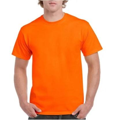 Gildan Mens Men's Ultra Cotton Tee Shirt