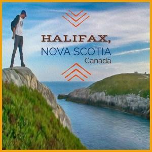 halifax nova scotia Duncan's Cove print design