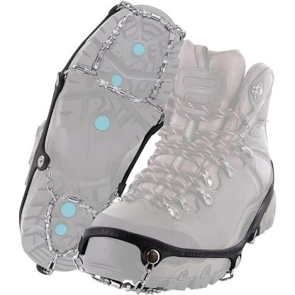 Yaktrax Diamond Grip All-Surface Traction Cleats for Walking on Ice and Snow