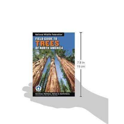 National Wildlife Federation Field Guide to Trees of North America Paperback