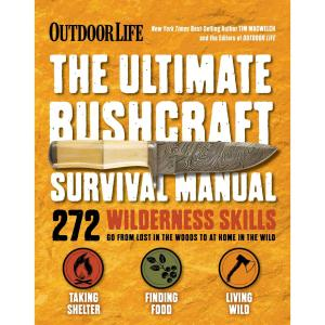 The Ultimate Bushcraft Survival Manual Flexibound