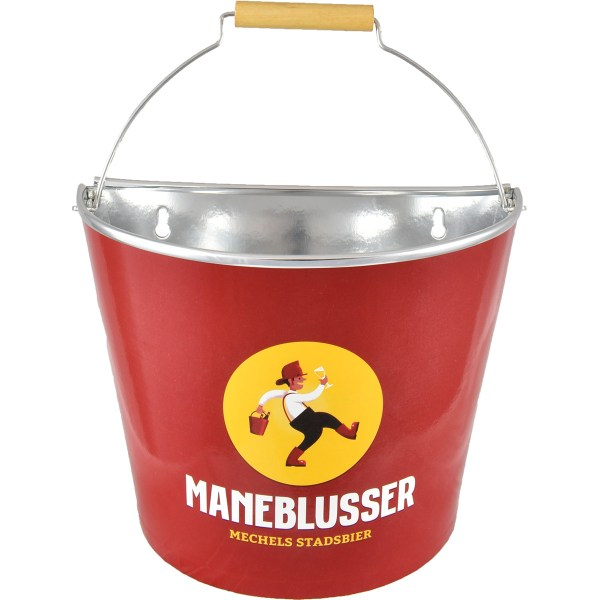 On-wall display half-bucket Maneblusser