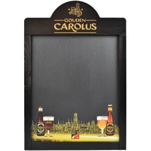 Krijtbord Gouden Carolus
