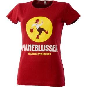 T-shirt Maneblusser