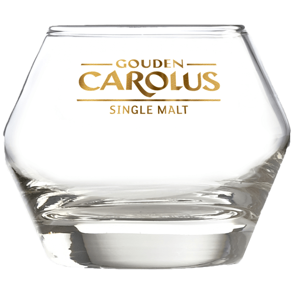 Gouden Carolus Single Malt Whiskyglas