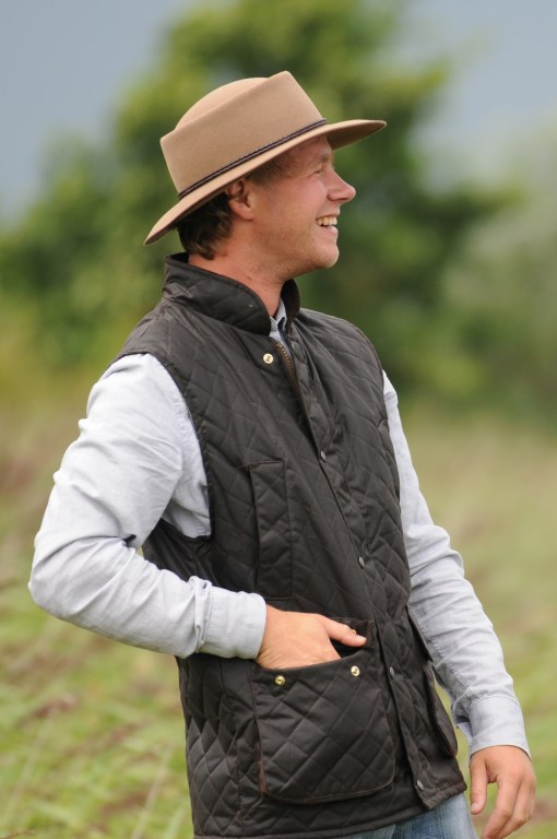 Bodywarmer Quilted
