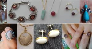 You Rock! Semi-precious stone jewelry-making workshop and market