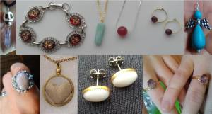 You Rock! Semi-precious stone jewelry-making workshop and market