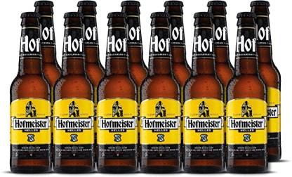 Hofmesister Helles bottles case of 24 330ml