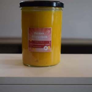 Cremesuppe vom Hokkaido-Kürbis, vegan