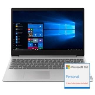Lenovo Ideapad Slim 1-11AST-05 AMD A4-9120e 4GB RAM 64GB eMMC 11.6 inch Windows 10 Laptop Platinum Grey - includes 1 Year Microsoft Office 365 Personal