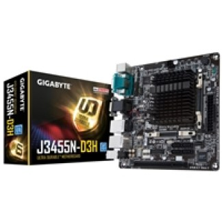 Gigabyte J3455N-D3H Intel Embedded Celeron J3455 Mini ITX VGA/HDMI Dual Serial DDR3L USB 3.1 Motherboard
