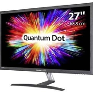 """Hannspree HQ272PQD 27"""" QHD IPS 2 x HDMI / Display Port inc Speakers Monitor"""