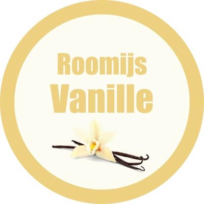 Vanille roomijs