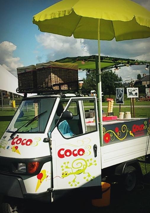 Coco3 ijskarren