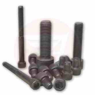 Socket Head Cap Screws - 12.9 Self Colour