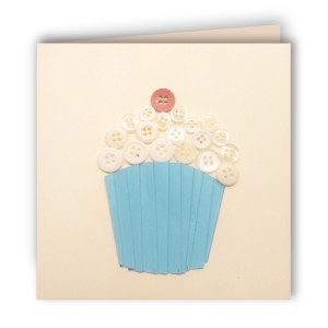Our handmade cupcake gift card