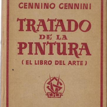 Tratado de la Pintura Cennino Cennini