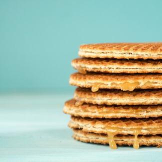 Waffles Holandeses