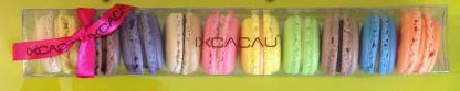 Macarons surtidos x 10 unidades
