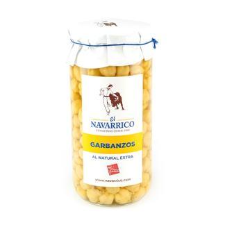 Garbanzos El Navarrico