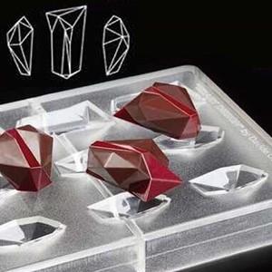Формы поликарбонатные для конфет