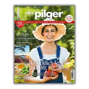 Titelbild der Pilger Sommer 21