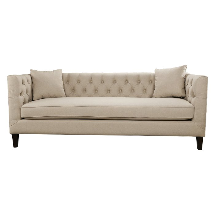 Laurent Green 2 Seater Sofa