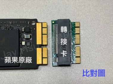 Macbook Pro air 2013-2015 升級 SSD