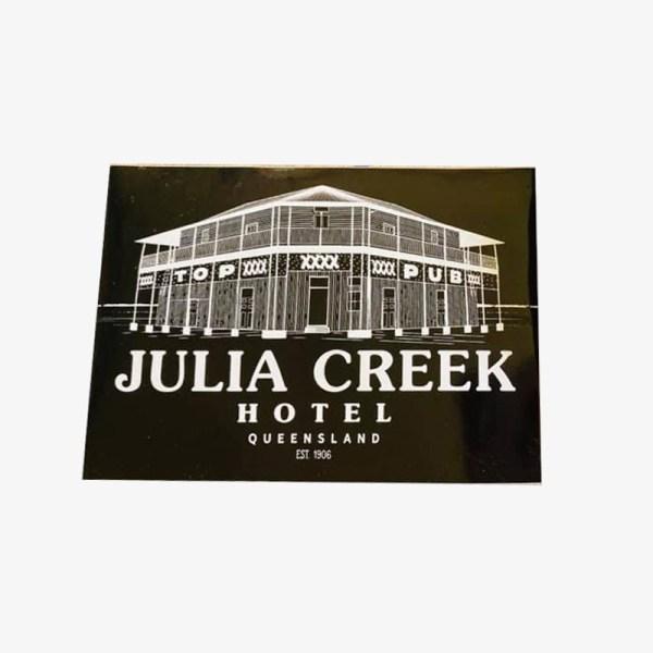 sticker hotel