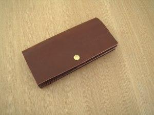 型紙005_革のフラップ長財布 (35)
