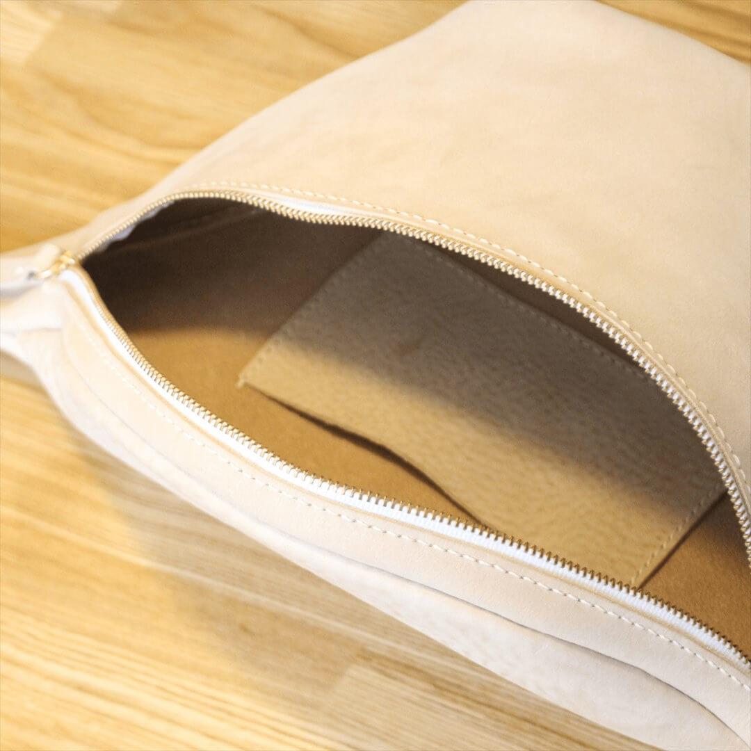 レザークラフト型紙023_ボディバッグ