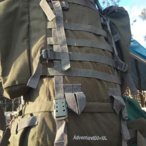 Hiking, Climbing Military Rucksacks, Army Rucksack Backpacks in Kenya